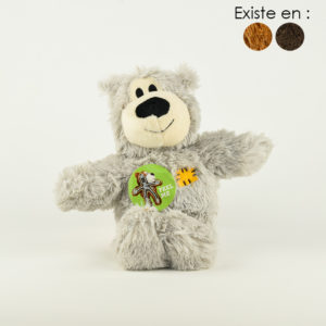 Peluche ours Kong Wild Knots pour chien