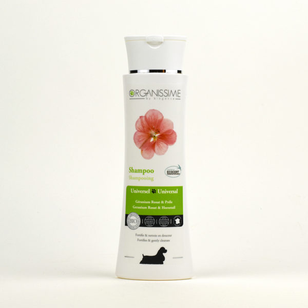 Shampooing universel pour chien organissime