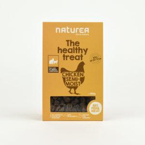 Friandises poulet naturelle naturea chat