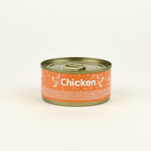 pâtée au poulet naturea pour chat