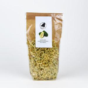 Papaye verte séchée pour lapin et rongeur
