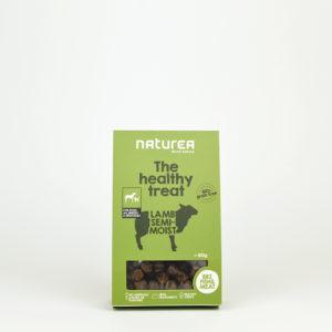 Friandises semi humides à l'agneau pour chien