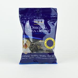 Friandises twists de poisson Fish4Dogs pour chien