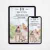 Ebook 10 recettes naturelles pour chiens mon animal au naturel
