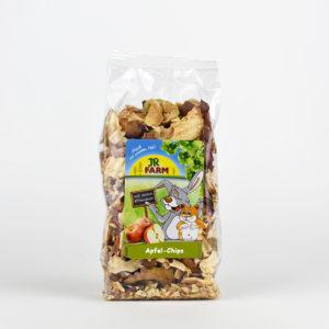 Chips de pomme pour lapin et rongeur JR Farm
