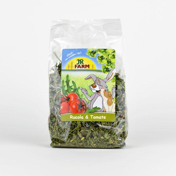 Friandises mix roquette et tomate pour lapin et rongeur JR Farm
