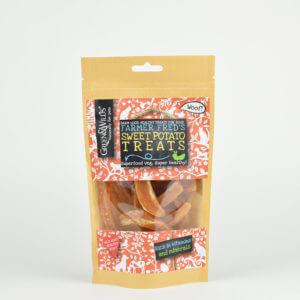 Friandises sticks de Patate douce séchée pour chien